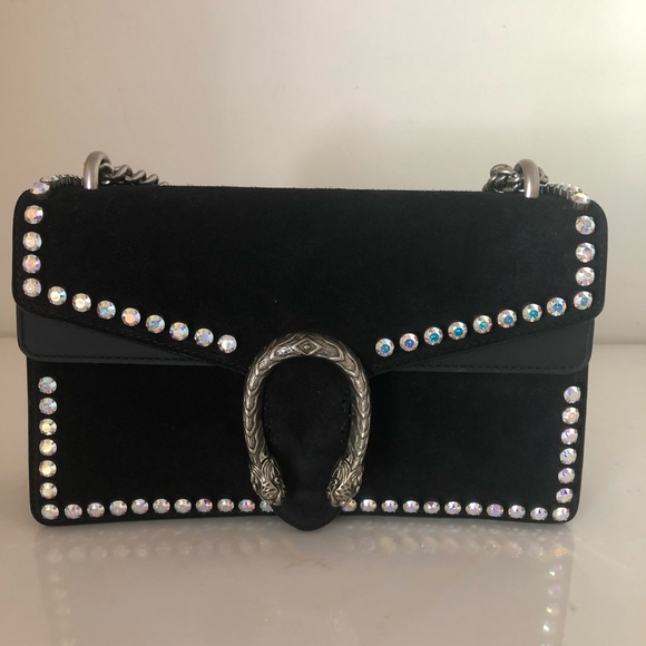 Gucci Handbags - Nwt Authentic Gucci Crystal Dionysus
